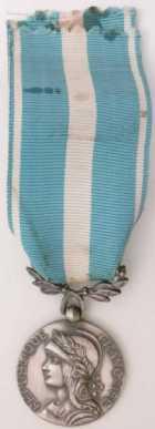 Photo numismatique  Ordres et Décorations Décorations Militaires Françaises GUERRE DE 1939-1945 LA FRANCE LIBRE 1940-1944 Médaille