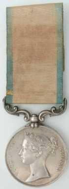Photo numismatique  Ordres et Décorations Décorations Militaires Françaises LE SECOND EMPIRE (1852-1870) L'Expédition de la Baltique (1854-1855) Médaille