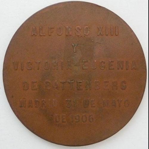 Photo numismatique  Médailles MEDAILLES DU MONDE   Médaille