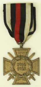 Photo numismatique  Ordres et Décorations Ordres et Décorations Pays Etrangers ALLEMAGNE  Croix d'honneur