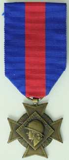 Photo numismatique  Ordres et Décorations Décorations Militaires Françaises   Croix