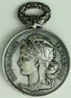 Photo numismatique  Médailles SPORTS CONCOURS DE TIR  l'UNION DES TIREURS PARISIENS Médaille