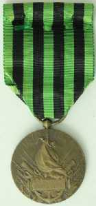 Photo numismatique  Ordres et Décorations GUERRE DE 1870-1871   Médaille