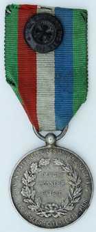 Photo numismatique  Ordres et Décorations Décorations Militaires Françaises ANCIENS MILITAIRES  Médaille