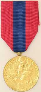 Photo numismatique  Ordres et Décorations Décorations Militaires Françaises   Médaille