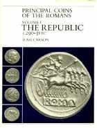 Photo numismatique  Librairie Monnaies romaines   CARSON R.A.G.