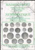 Photo numismatique  Librairie Catalogues de la Maison Platt Catalogue Avril 2004  Catalogue général de numismatique
