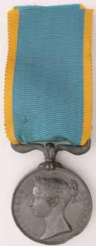 Photo numismatique  Ordres et Décorations Décorations Militaires Françaises LE SECOND EMPIRE (1852-1870) La Guerre de Crimée (1854-1856) Médaille britannique