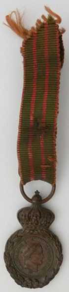 Photo numismatique  Ordres et Décorations Décorations Militaires Françaises LE SECOND EMPIRE (1852-1870) La Médaille de Sainte-Hélène (1857) Médaille
