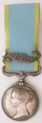Photo numismatique  Ordres et Décorations Décorations Militaires Françaises LE SECOND EMPIRE (1852-1870) La Guerre de Crimée (1854-1856) Médaille